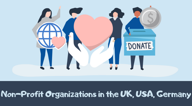 Non-Profit Organizations in the UK, USA, Germany
